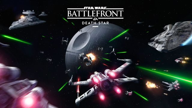 Star Wars Celebration: Battlefront Death Star Trailer and More Video Game Updates