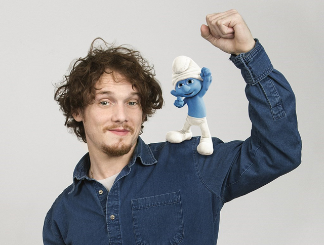 Anton Yelchin Movies: The Smurfs (2011)
