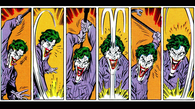 A Joker comics list wouldn't be complete without A Death in the Family.