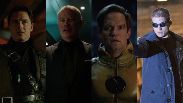 DC's Legends of Tomorrow Will Face the Legion of Doom in Season 2!