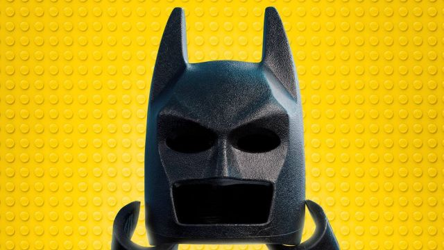 The LEGO Batman Movie Poster Assembles The Dark Knight