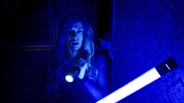 Lights Out Lights Up Worldwide Box Office at More Than $100 Million