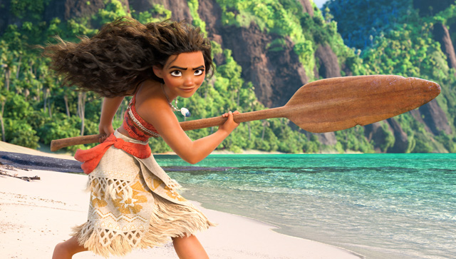 Moana Characters and Voice Cast Announced