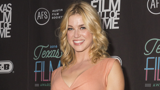 Adrianne Palicki heads to outer space, courtesy of Seth MacFarlane.