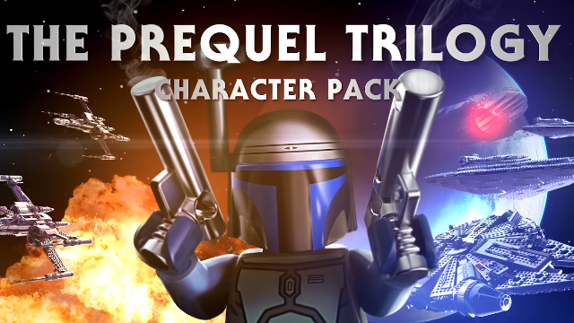 Star Wars: The Force Awakens Character Packs Debut
