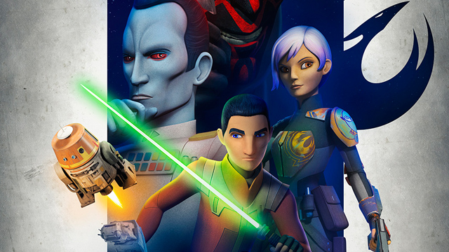 Dave Filoni talks Rebels with ComingSoon.net.