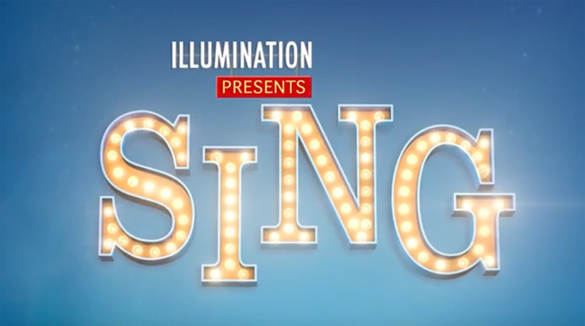the ensemble cast assembles for the new sing trailer