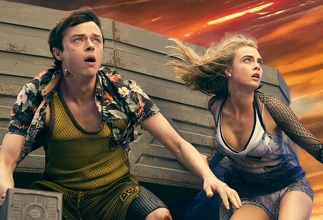 Four More Valerian Clips Debut!.