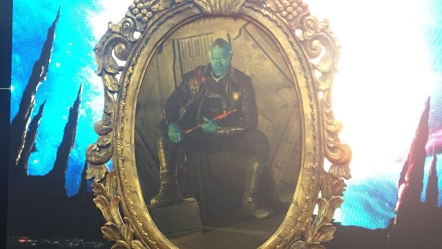 Yondu Portrait from Guardians of the Galaxy Vol. 2 Revealed