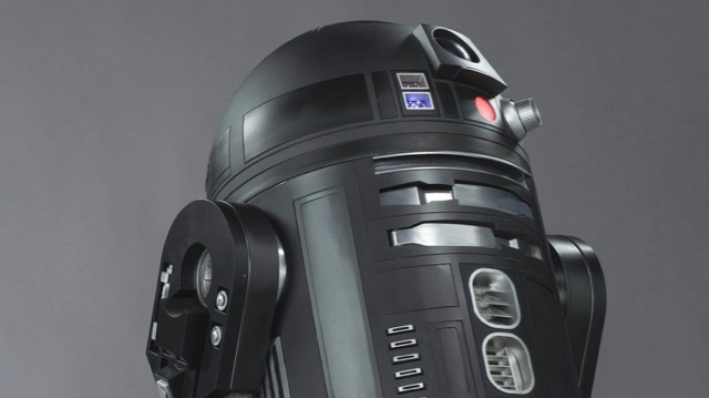 A New Droid from Rogue One Revealed!