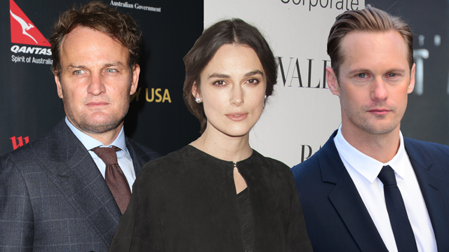 Jason Clarke and Keira Knightley are going to star together in The Aftermath.