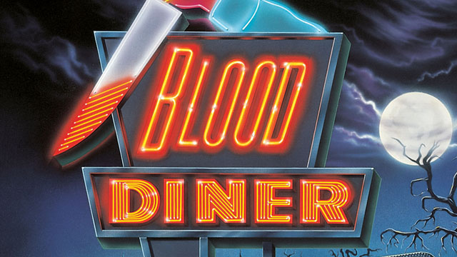 Blood Diner is coming to Blu-ray.