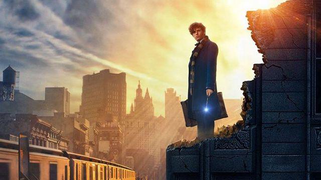 J.K. Rowling Reveals the Fantastic Beasts Franchise is Now Five Movies!