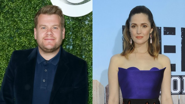 James Corden and Rose Byrne in Talks for Sony's Peter Rabbit