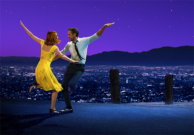 New La La Land Poster Will Make You Want to Dance