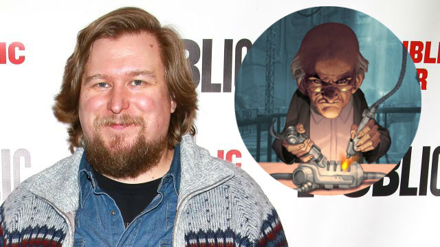 Michael Chernus Cast as Villain The Tinkerer in Spider-Man: Homecoming