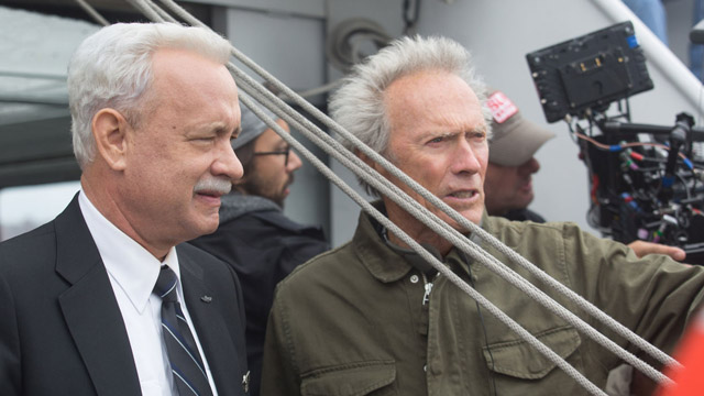 Check out new Sully movie stills.