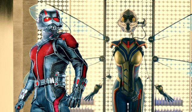Paul Rudd Offers Ant-Man and the Wasp Update