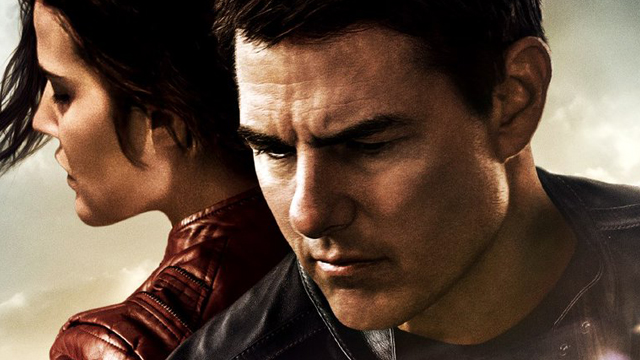 Check out the new Jack Reacher: Never Go Back poster.