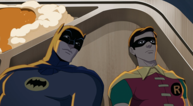 Adam West, Burt Ward, Julie Newmar Star In New Batman Animated Film