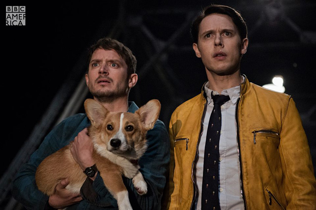 Dirk Gently's Holistic Detective Agency Teaser and Premiere Date