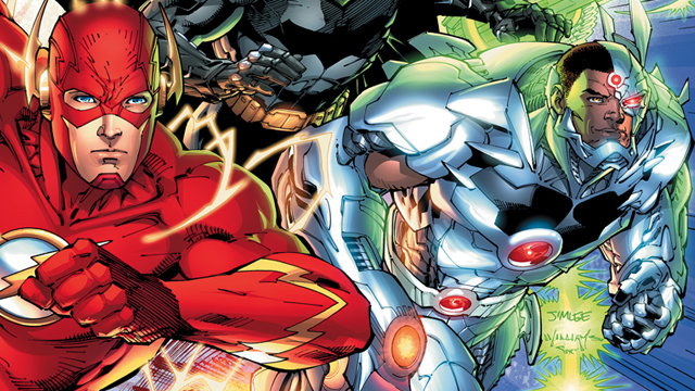 Another Justice Leaguer joins the Flash movie.