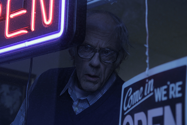 Christopher Lloyd Interview & Exclusive I Am Not a Serial Killer Clip
