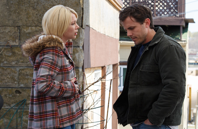 Manchester by the Sea Trailer Featuring Casey Affleck and Michelle Williams