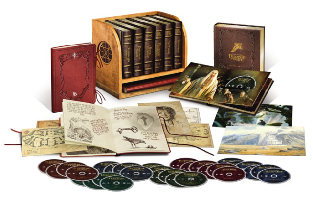 Middle-earth Limited Collector's Edition is the One Box Set to Rule Them All