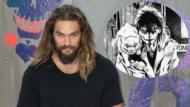 Jason Momoa in Talks for The Crow Remake