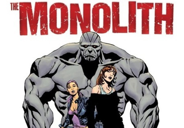 The Monolith Movie in the Works at Lionsgate