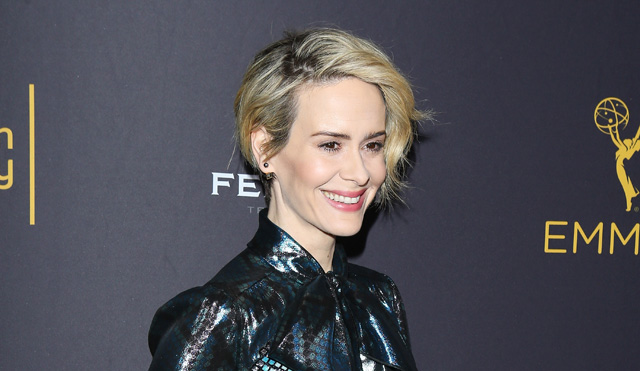 Sarah Paulson is Joining the Ocean's 8 Cast