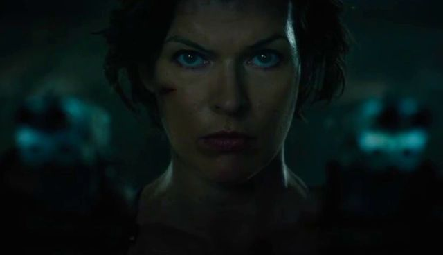 75 Screenshots from the Resident Evil: The Final Chapter Trailer
