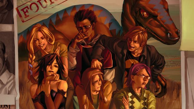 Marvel's Runaways TV Series is Coming to Hulu