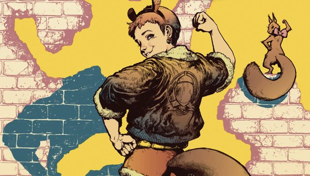 Marvel Developing 'New Warriors' TV Series Featuring Squirrel Girl