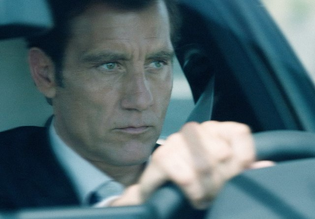 Clive Owen, Dakota Fanning and Jon Bernthal in The Escape Trailer