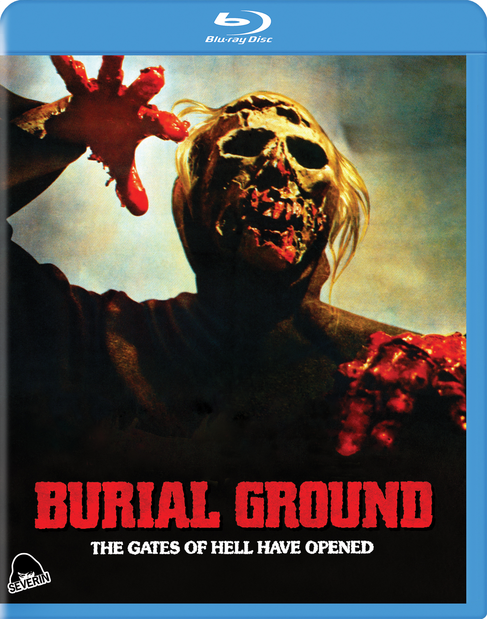 Burial Ground BD SIDE B key art with case