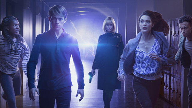 The Doctor Who spinoff Class is headed to BBC Three October 22.