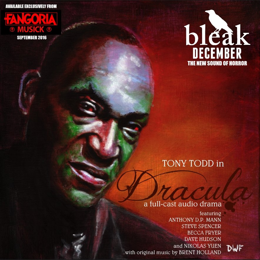 Listen to Exclusive Audio of Tony Todd as Dracula!