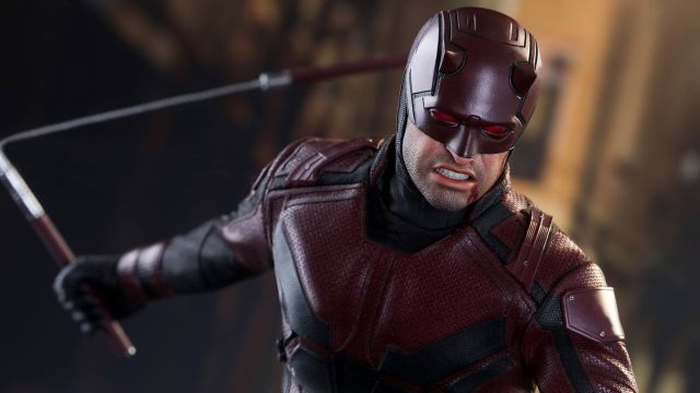 Daredevil Hot Toy is the Figure Without Fear