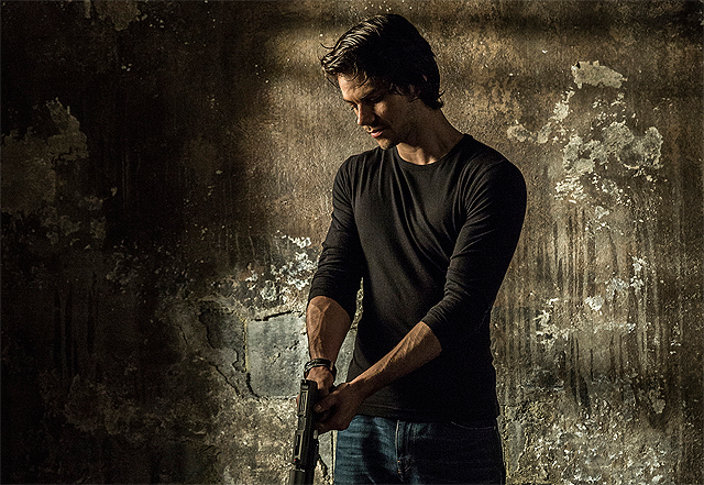 Dylan O'Brien in First Look at American Assassin