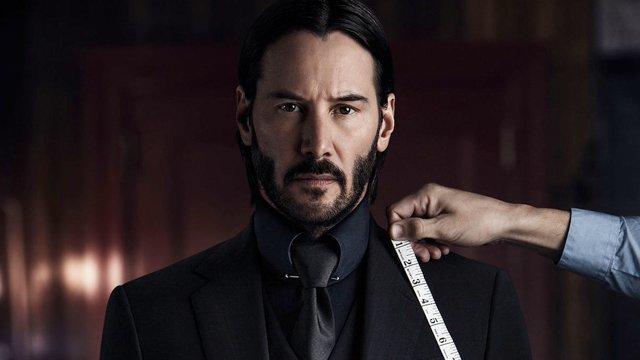 Keanu Reeves Suits Up in First Poster for 'John Wick: Chapter 2'