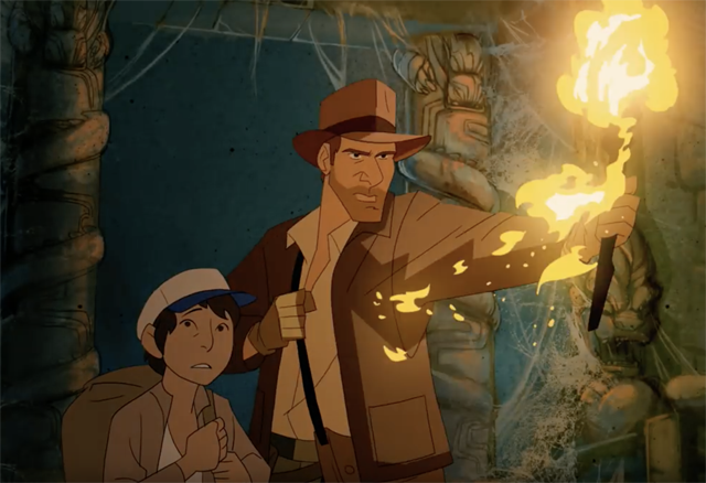 Indiana Jones Animated Fan Film Nails the Character