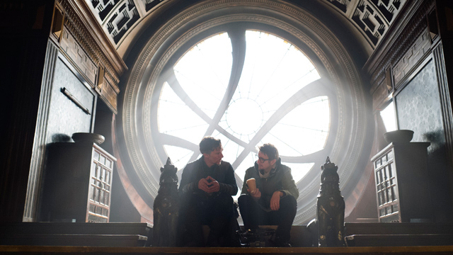 ComingSoon.net / SuperHeroHype had the chance to visit Marvel Studio's Doctor Strange set in London. Find out what secrets we learned from the stars!