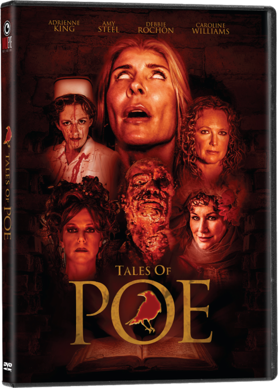 Anthology Horror Tales of Poe Coming to DVD