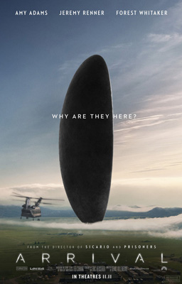 Arrival Review at ComingSoon.net