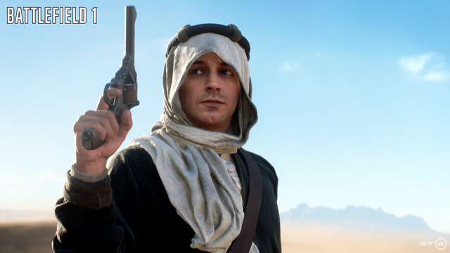 New Trailer Hypes Battlefield 1's Campaign