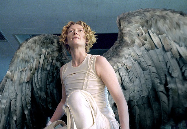 There are a few comic book movies in our Tilda Swinton spotlight, including Constantine.