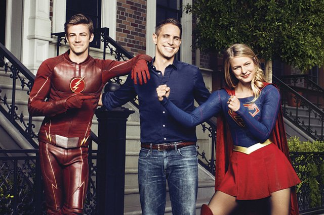 Greg Berlanti On The Flash Super Musical Four Show Crossover