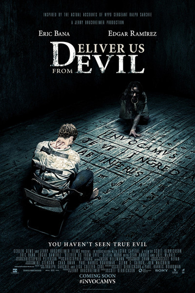 Deliver Us From Evil was one of the Scott Derrickson movies released just after word broke that he'd be directing Doctor Strange.